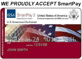GSA Smart Pay Purchase Card