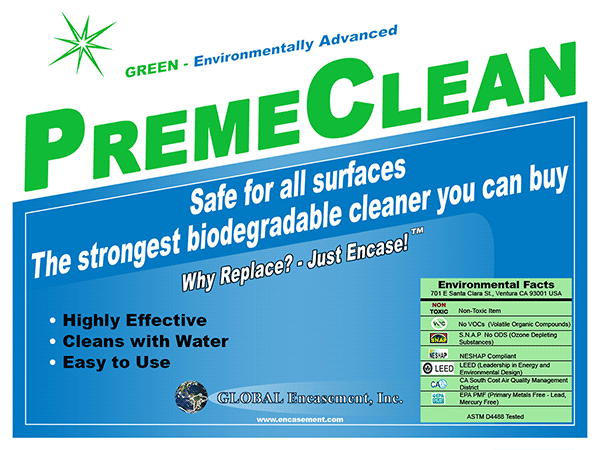 PremeClean Biodegradable Cleaner