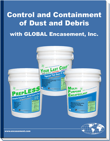 Control Containment of Dust and Debris Booklet