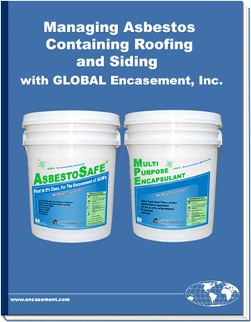 Managing Asbestos Containing Roofing and Sliding
